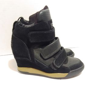 A.S.H. Alex bis wedge high top sneakers